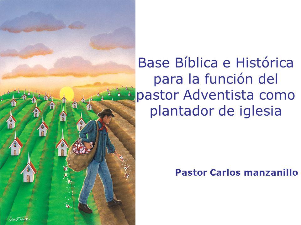 Pastor Carlos manzanillo