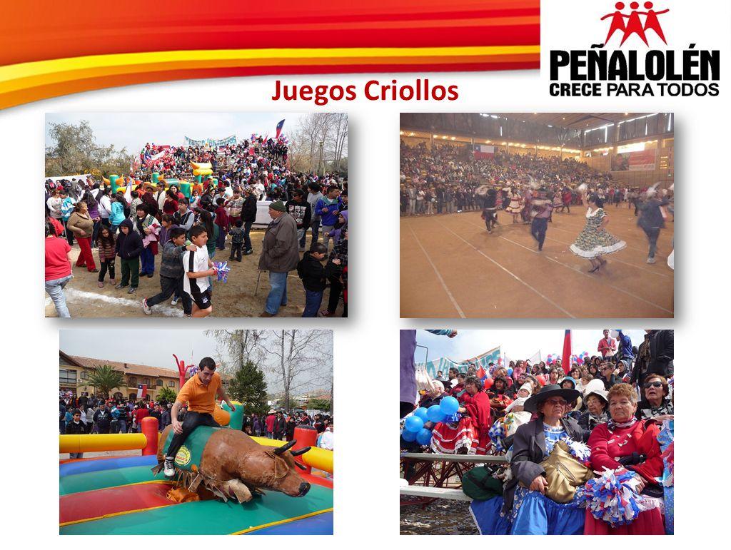 Juegos Criollos