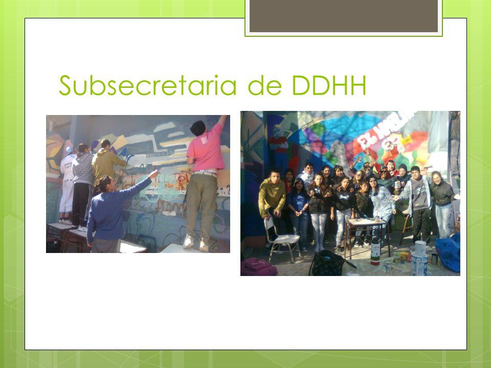 Subsecretaria de DDHH