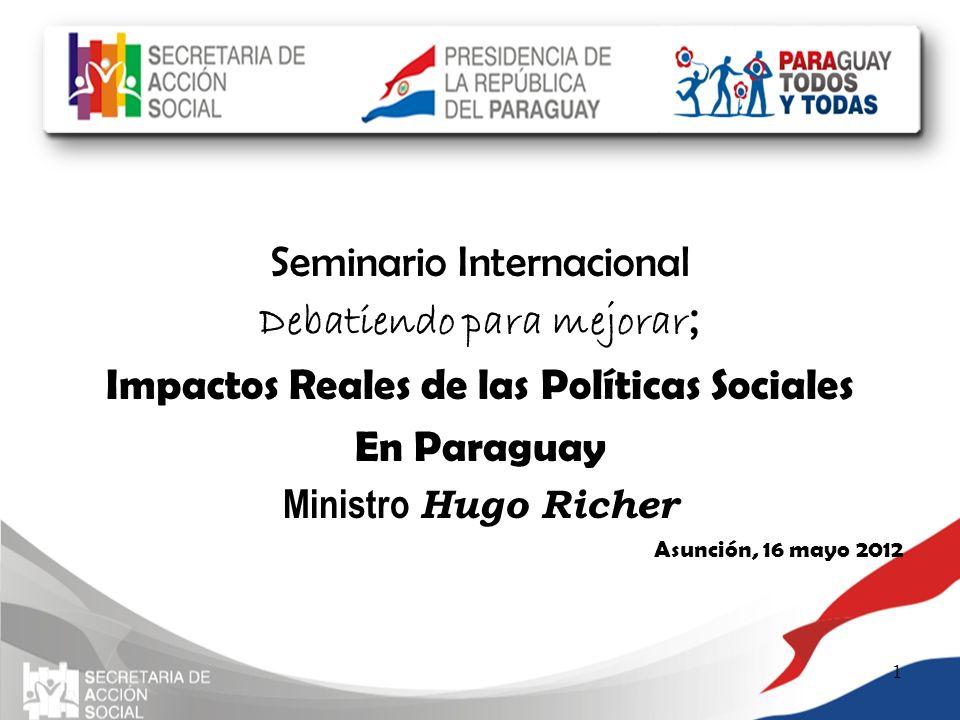 Seminario Internacional Debatiendo para mejorar;