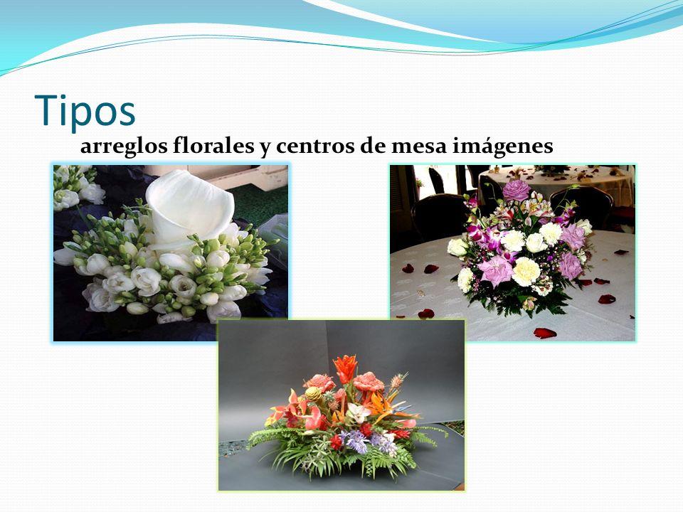 arreglos florales y centros de mesa imágenes