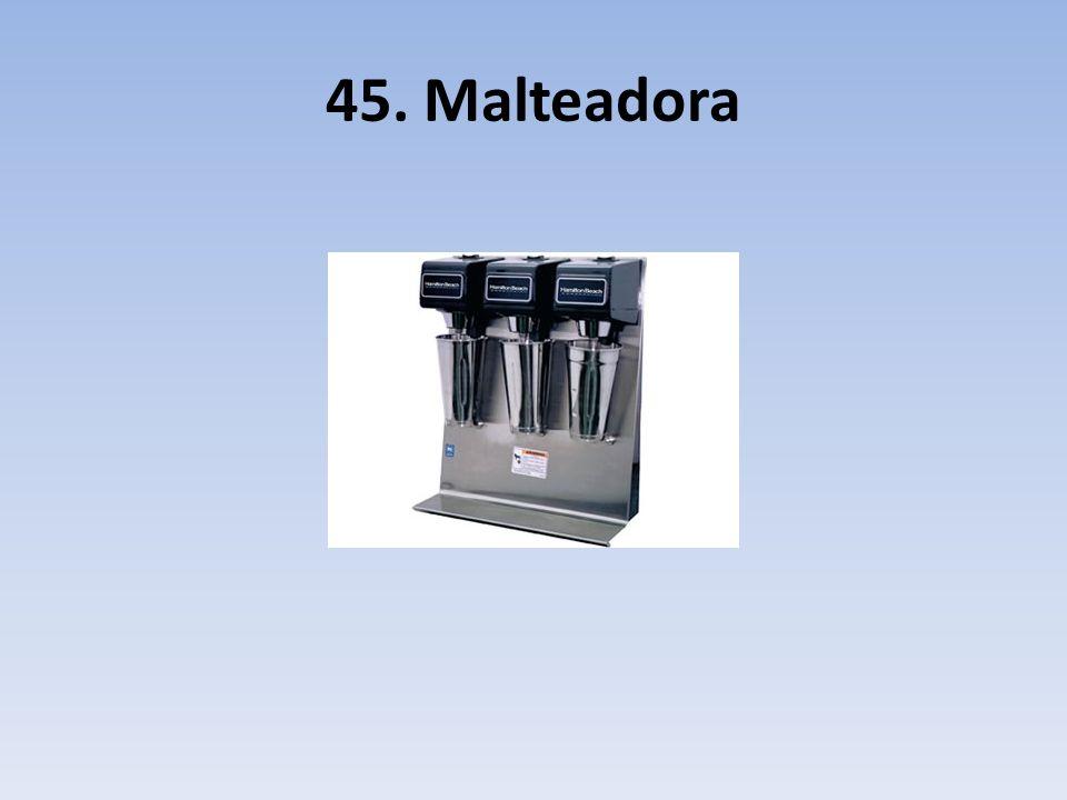 45. Malteadora