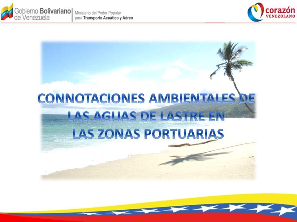 CONNOTACIONES AMBIENTALES DE