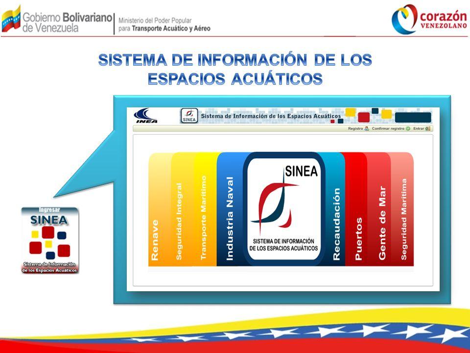 SISTEMA DE INFORMACIÓN DE LOS ESPACIOS ACUÁTICOS