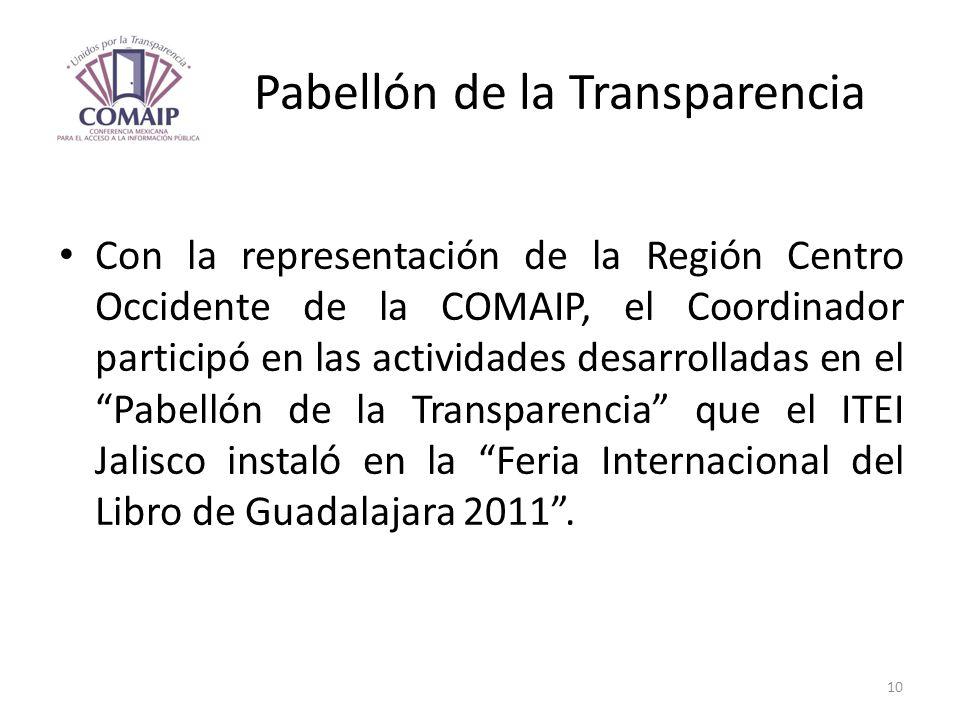 Pabellón de la Transparencia