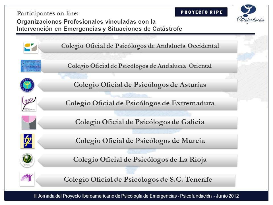 Colegio Oficial de Psicólogos de Asturias