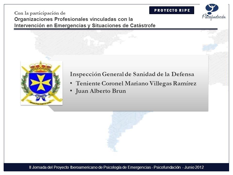 Inspección General de Sanidad de la Defensa