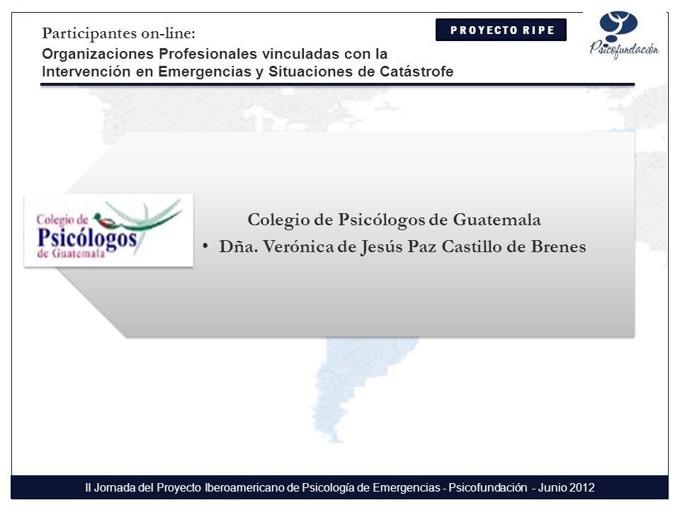 Colegio de Psicólogos de Guatemala