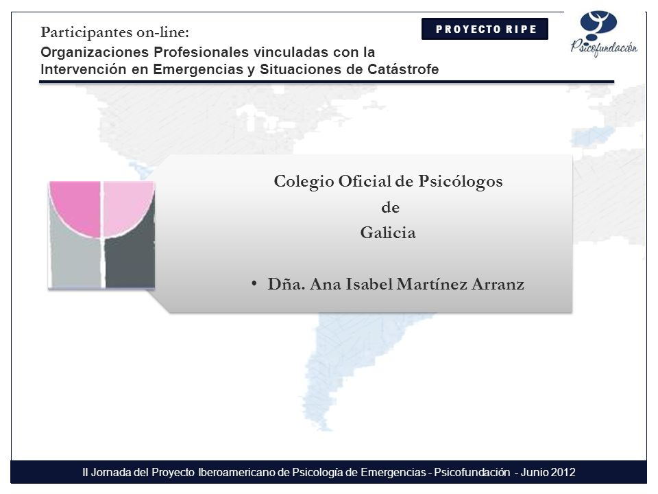 Colegio Oficial de Psicólogos de Galicia