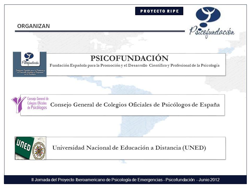 Consejo General de Colegios Oficiales de Psicólogos de España
