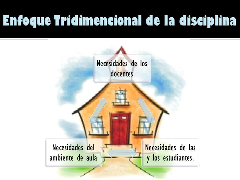 Enfoque Tridimencional de la disciplina
