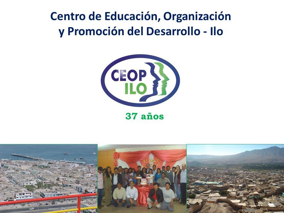 Centro de Educación, Organización y Promoción del Desarrollo - Ilo