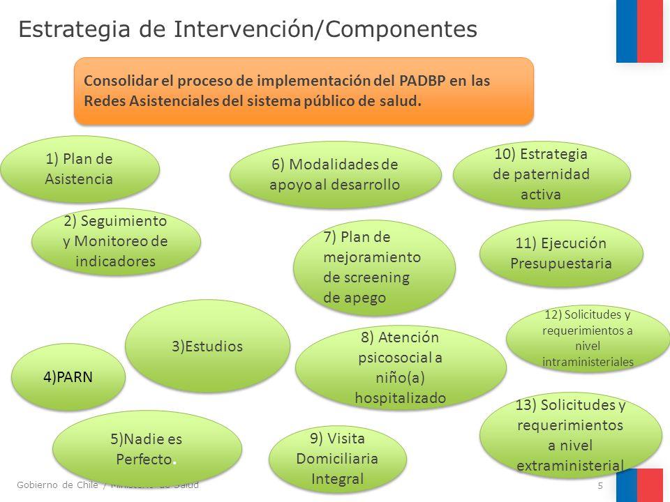 Estrategia de Intervención/Componentes