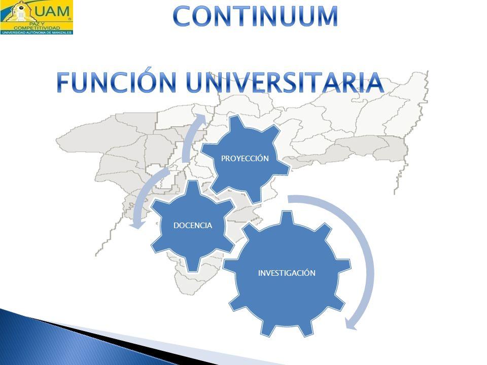 FUNCIÓN UNIVERSITARIA