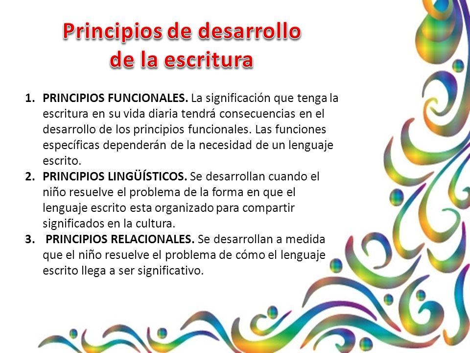 Principios de desarrollo
