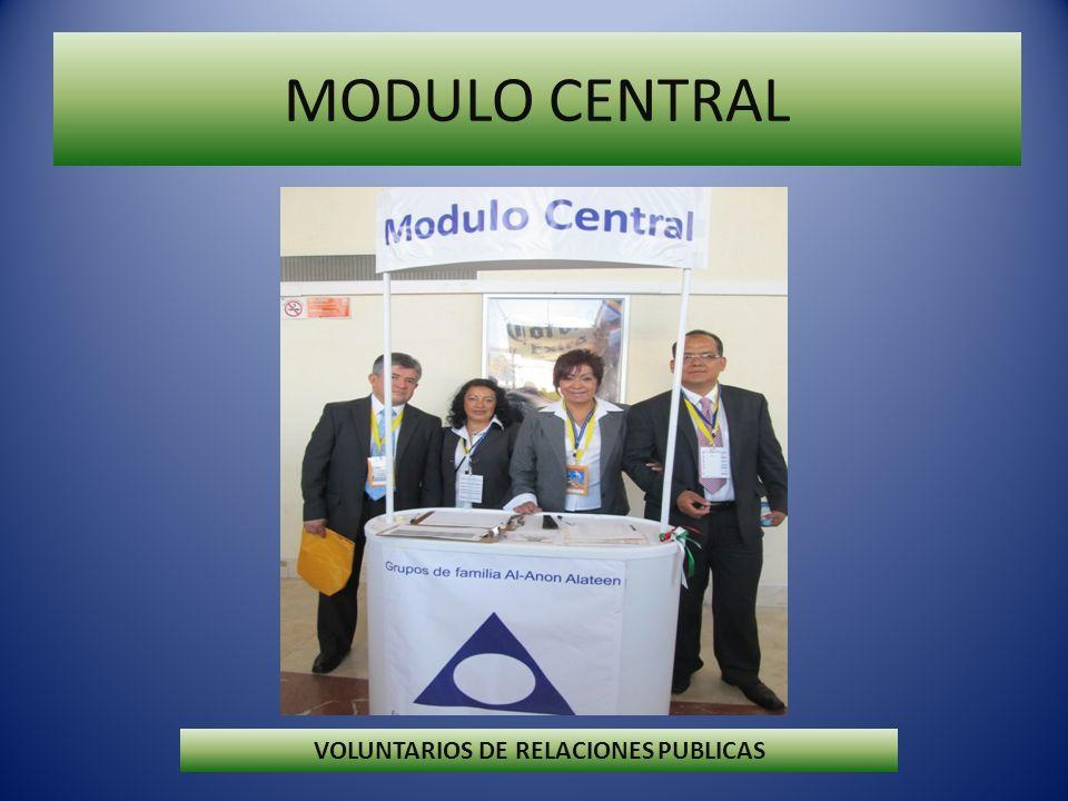 VOLUNTARIOS DE RELACIONES PUBLICAS