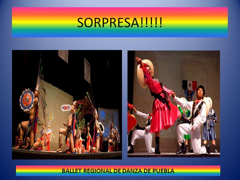 BALLET REGIONAL DE DANZA DE PUEBLA