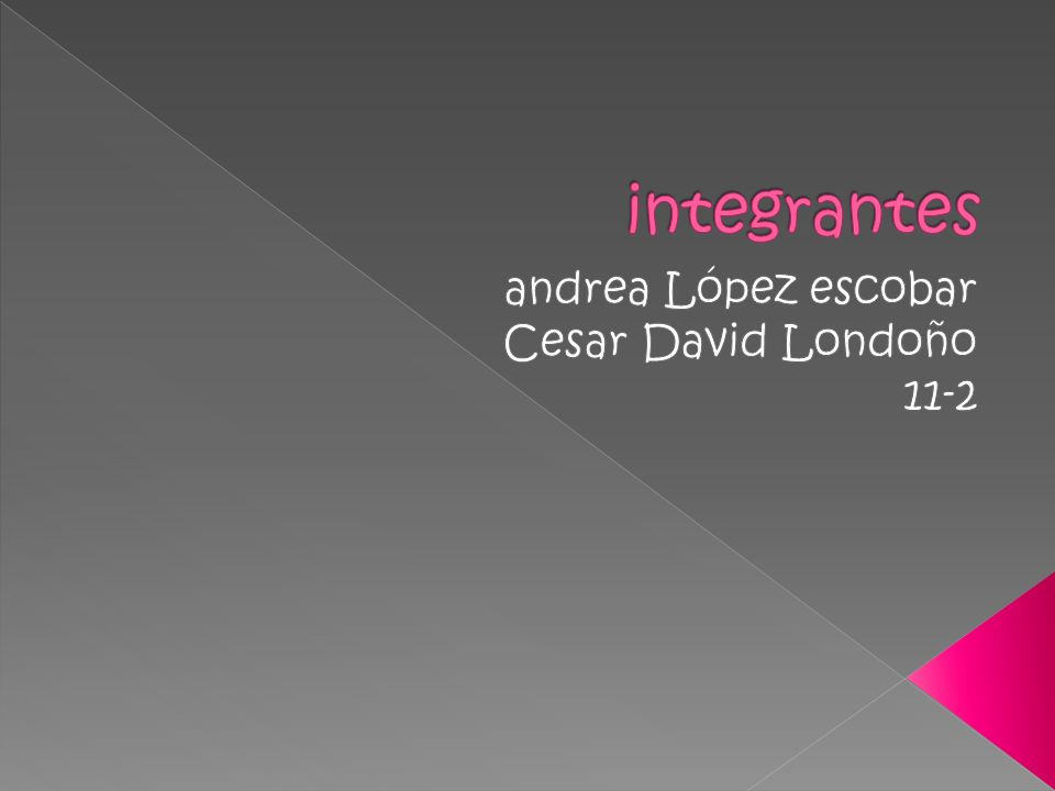andrea López escobar Cesar David Londoño 11-2