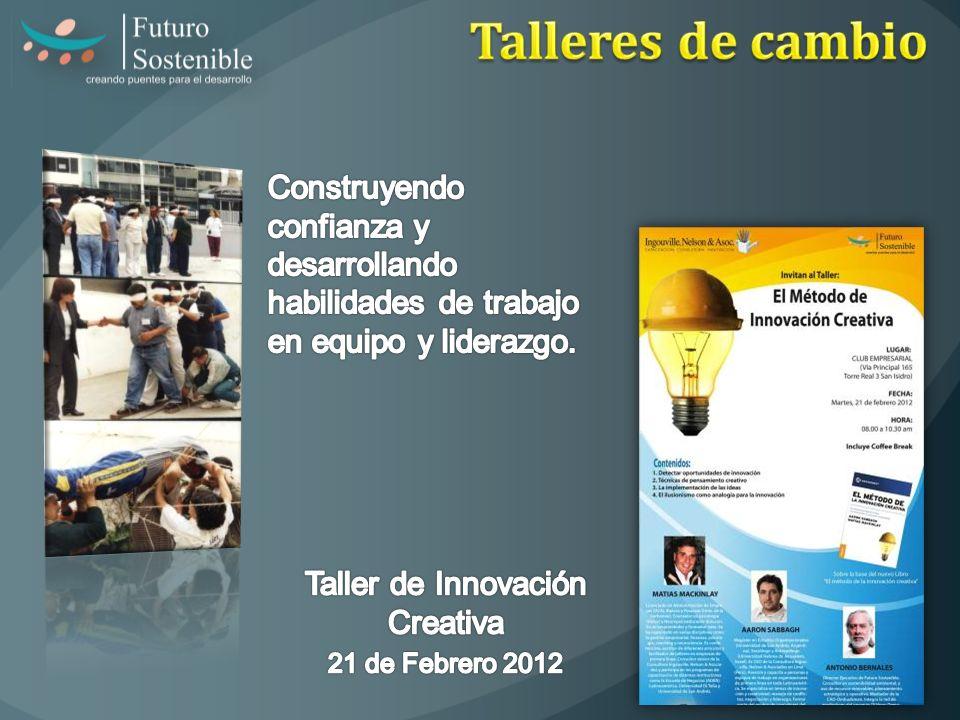 Taller de Innovación Creativa