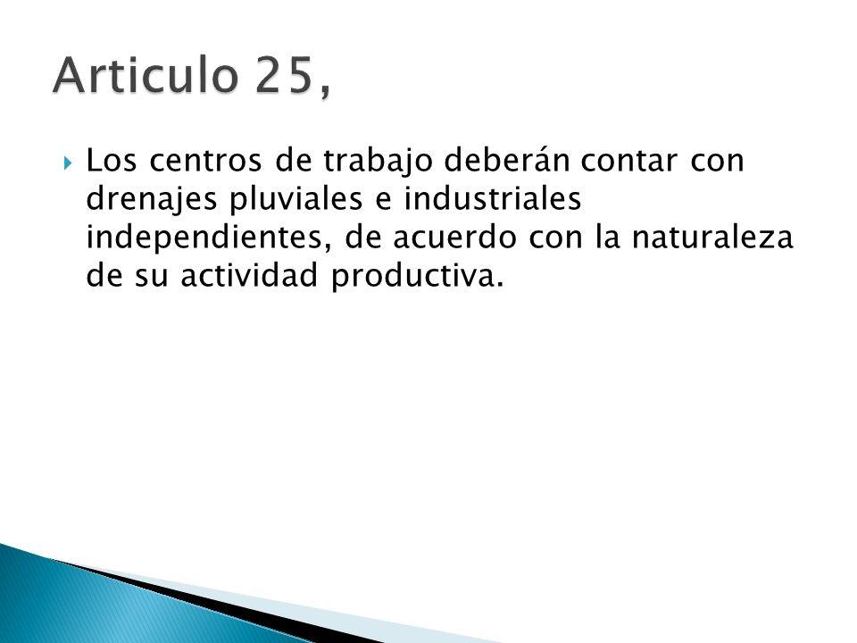 Articulo 25,