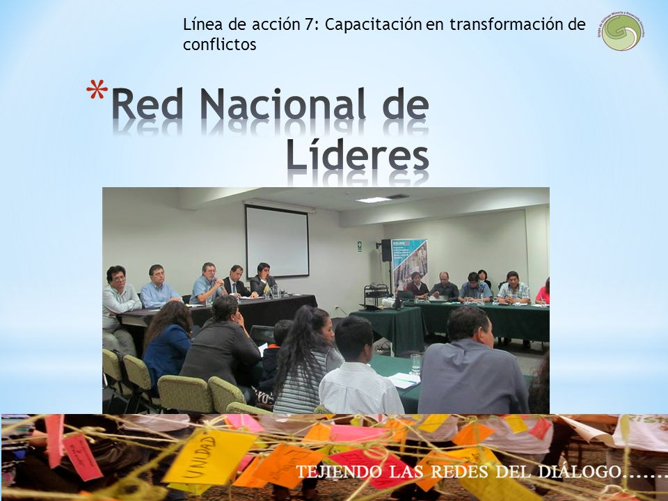 Red Nacional de Líderes
