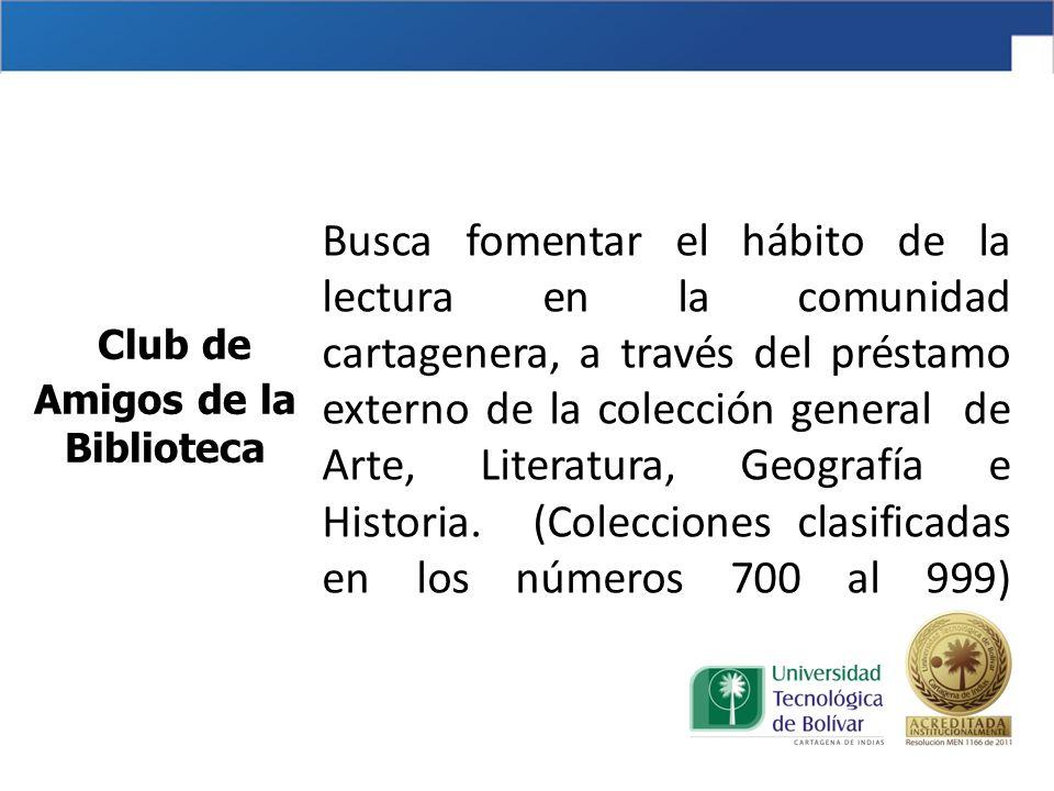 Club de Amigos de la Biblioteca