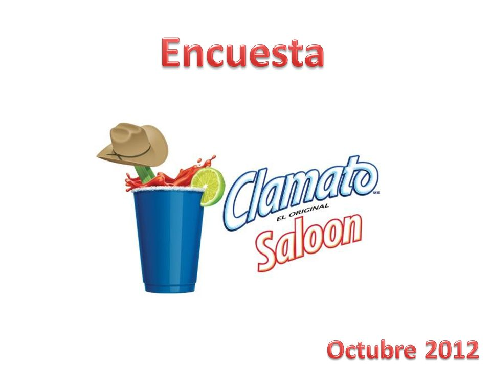 Encuesta Octubre 2012