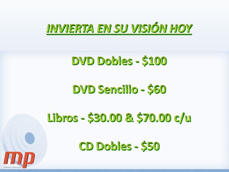 INVIERTA EN SU VISIÓN HOY