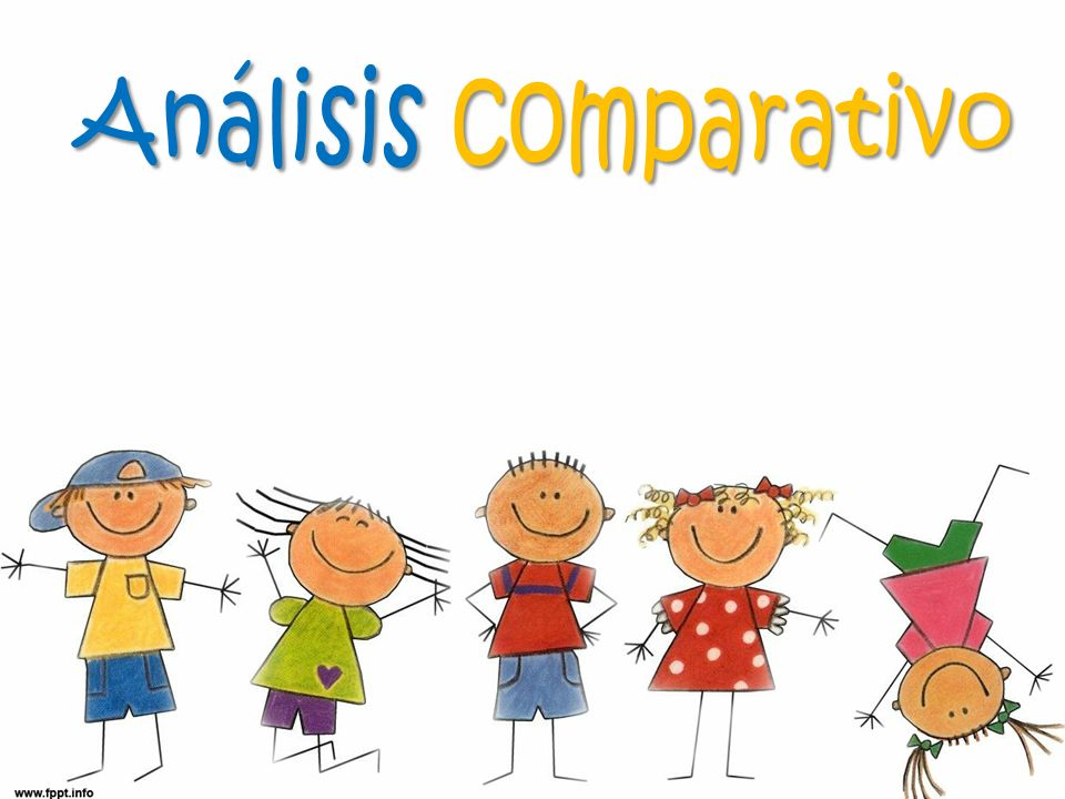 Análisis comparativo