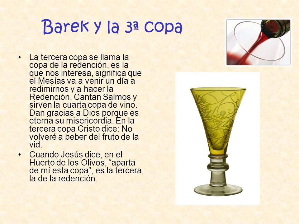 Barek y la 3ª copa