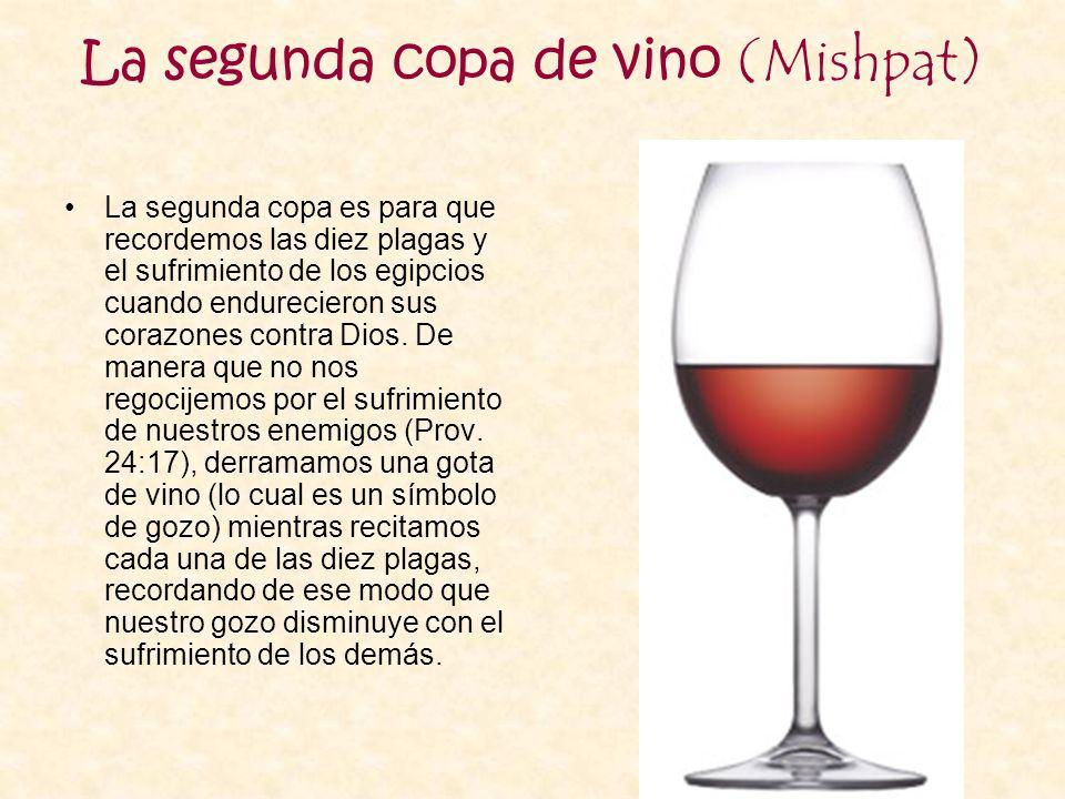 La segunda copa de vino (Mishpat)