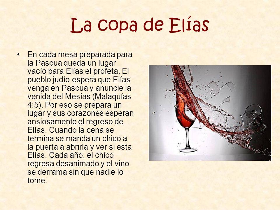 La copa de Elías