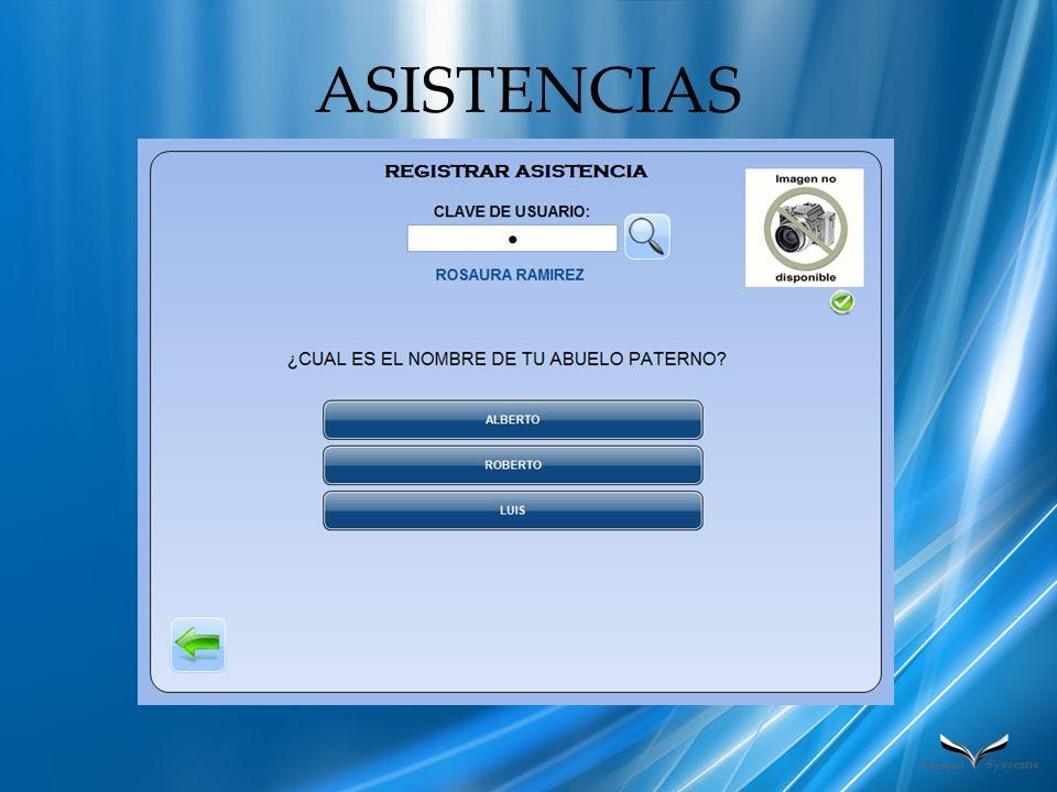ASISTENCIAS