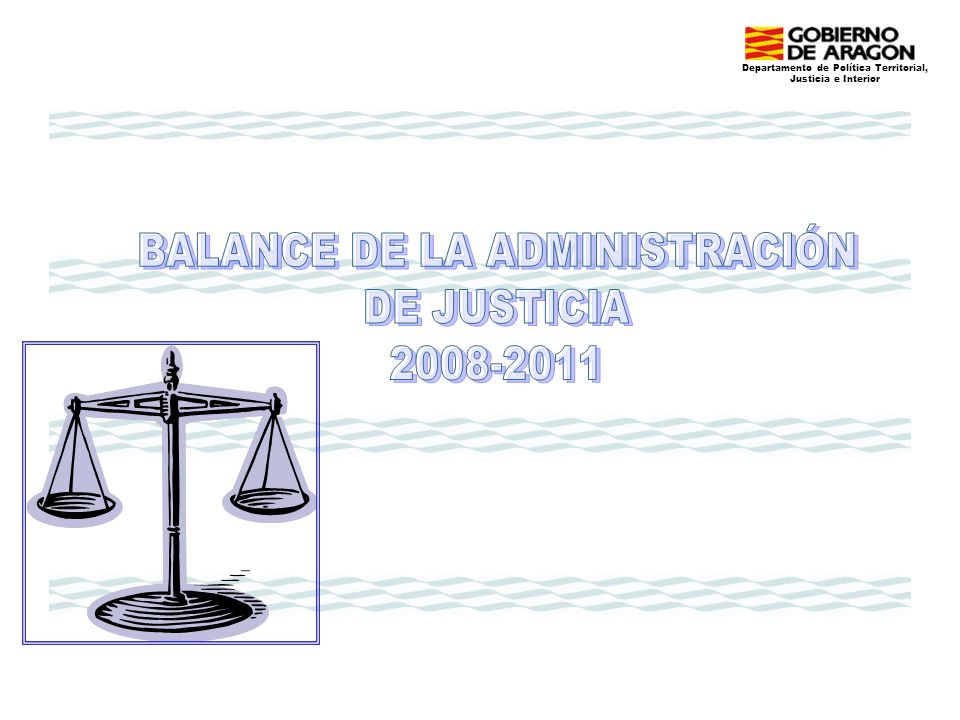BALANCE DE LA ADMINISTRACIÓN