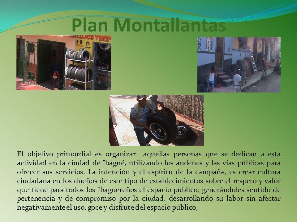 Plan Montallantas