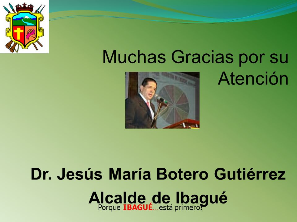 Dr. Jesús María Botero Gutiérrez