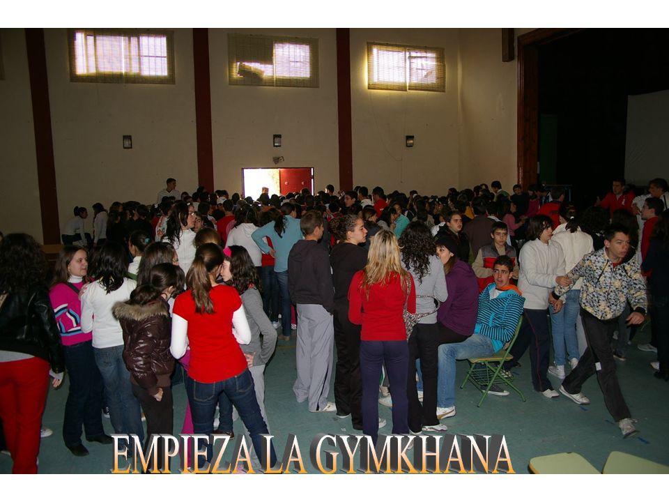 EMPIEZA LA GYMKHANA