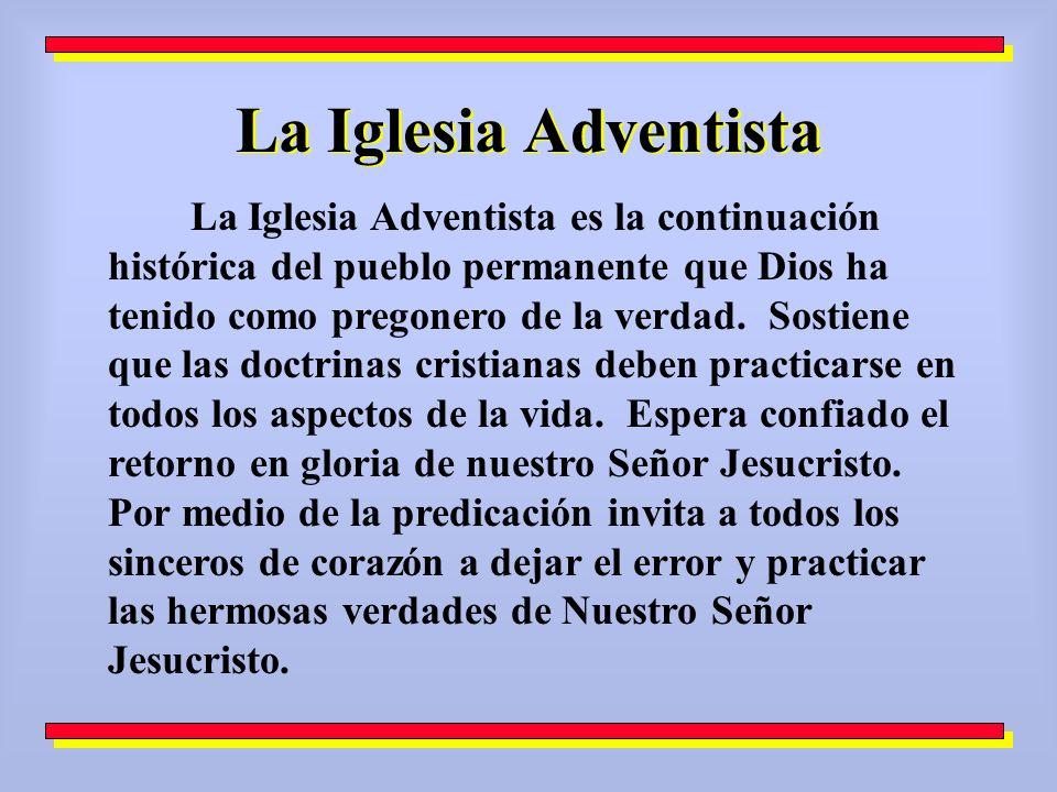 La Iglesia Adventista