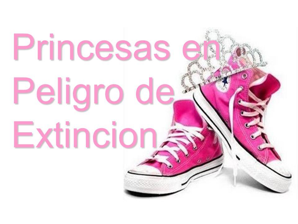 Princesas en Peligro de Extincion