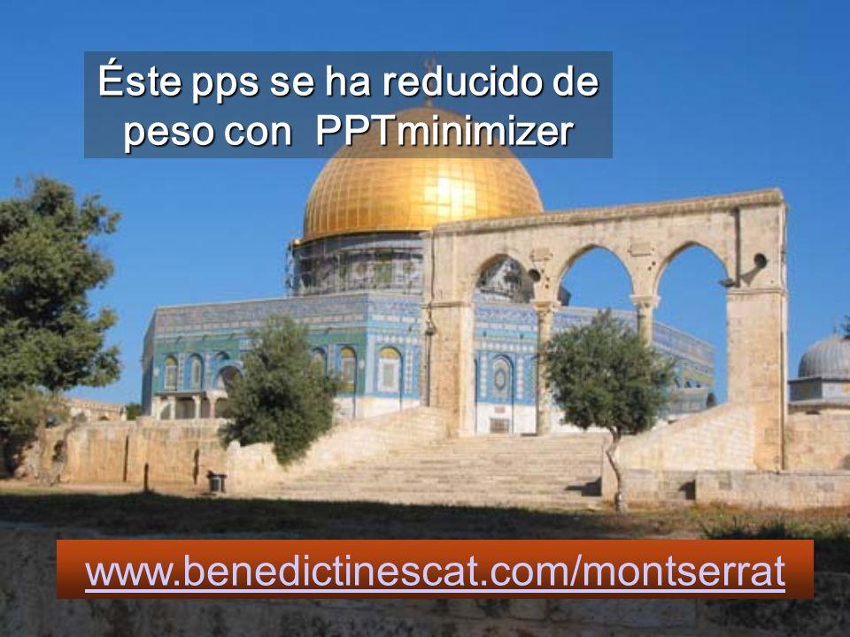 Éste pps se ha reducido de peso con PPTminimizer