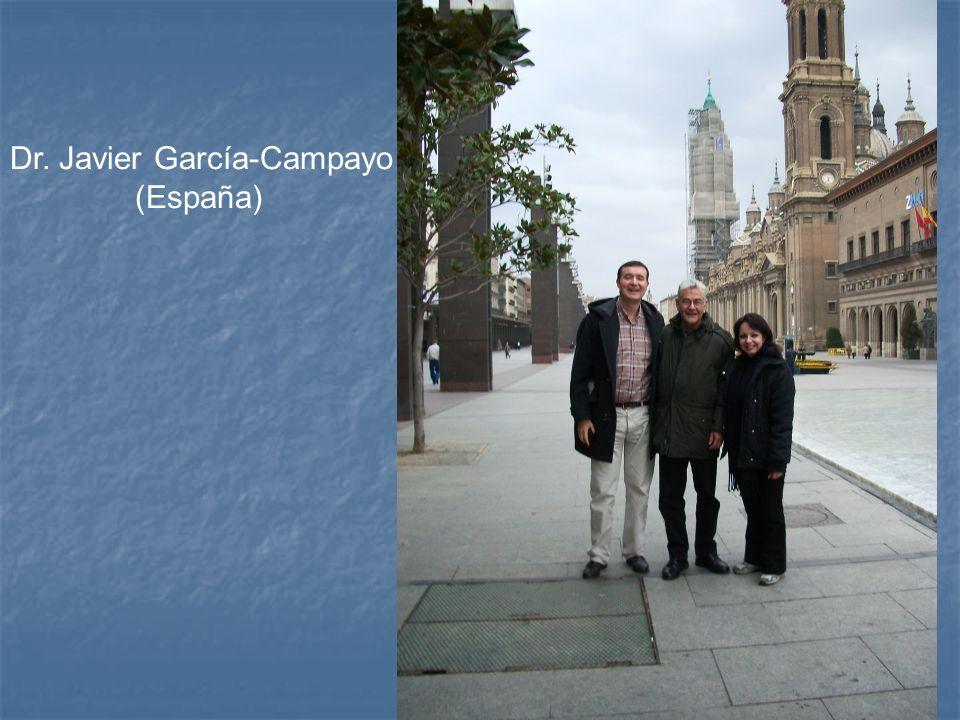 Dr. Javier García-Campayo