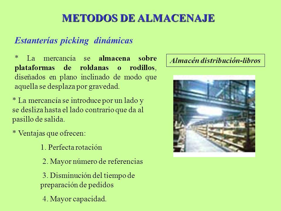 Almacén distribución-libros