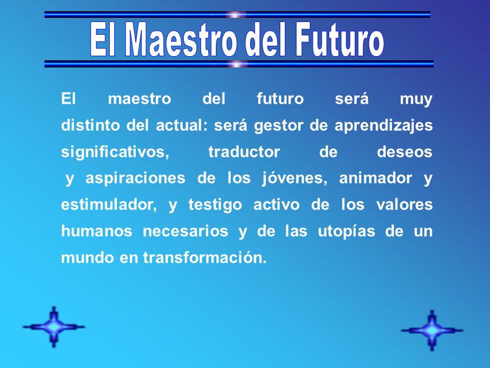 El Maestro del Futuro