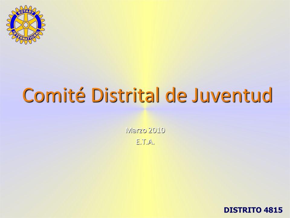 Comité Distrital de Juventud