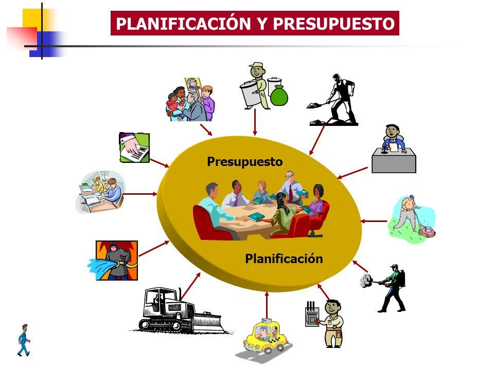 PLANIFICACIÓN Y PRESUPUESTO