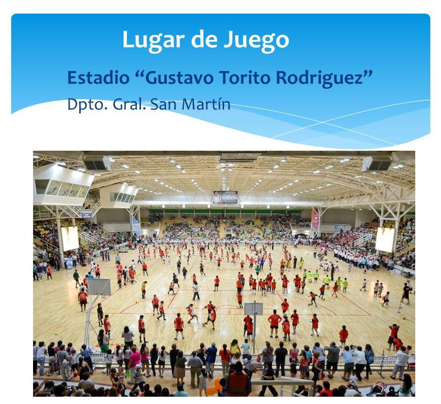 Estadio Gustavo Torito Rodriguez
