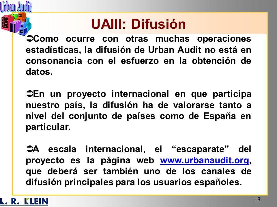 UAIII: Difusión