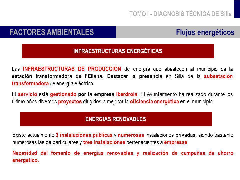 FACTORES AMBIENTALES Flujos energéticos