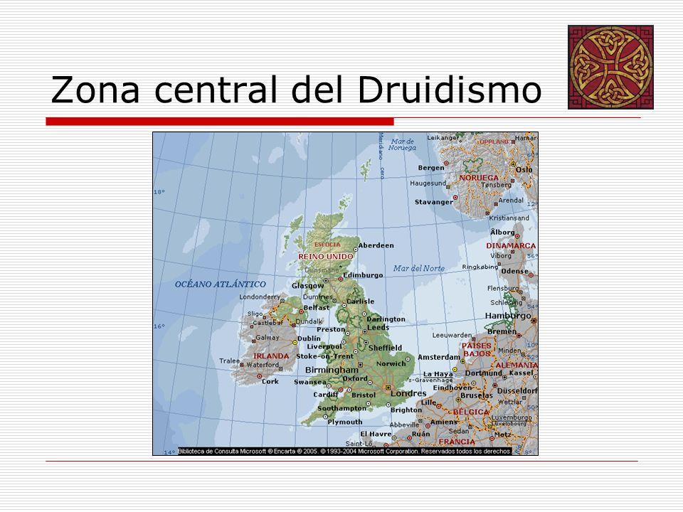 Zona central del Druidismo