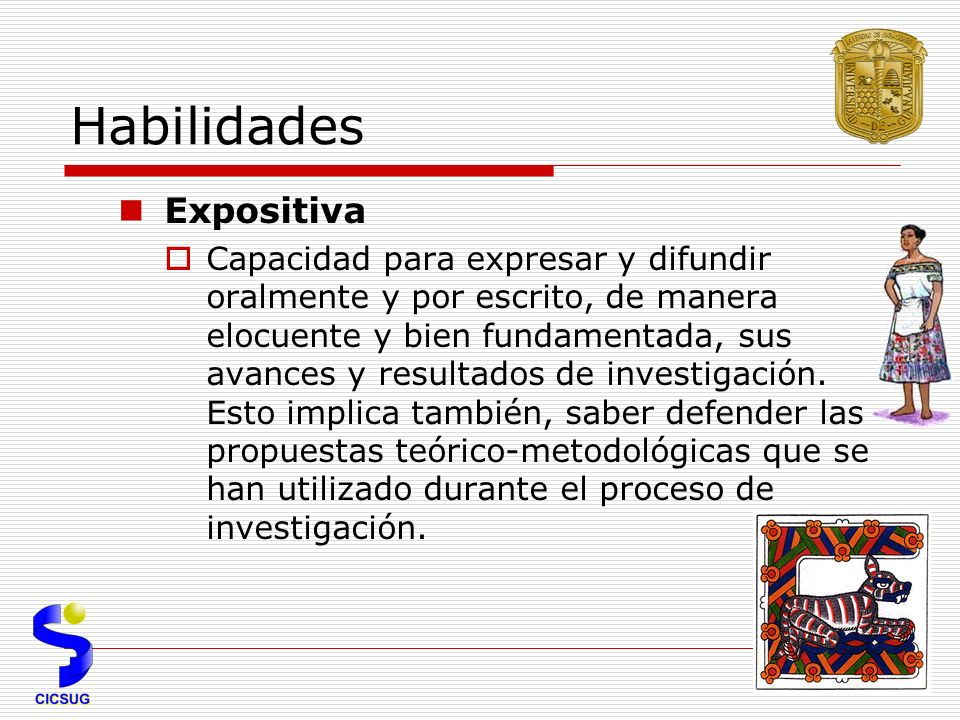 Habilidades Expositiva